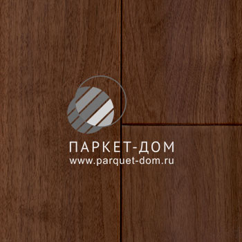 Паркетофф орех американский натуральный селект (american walnut select)